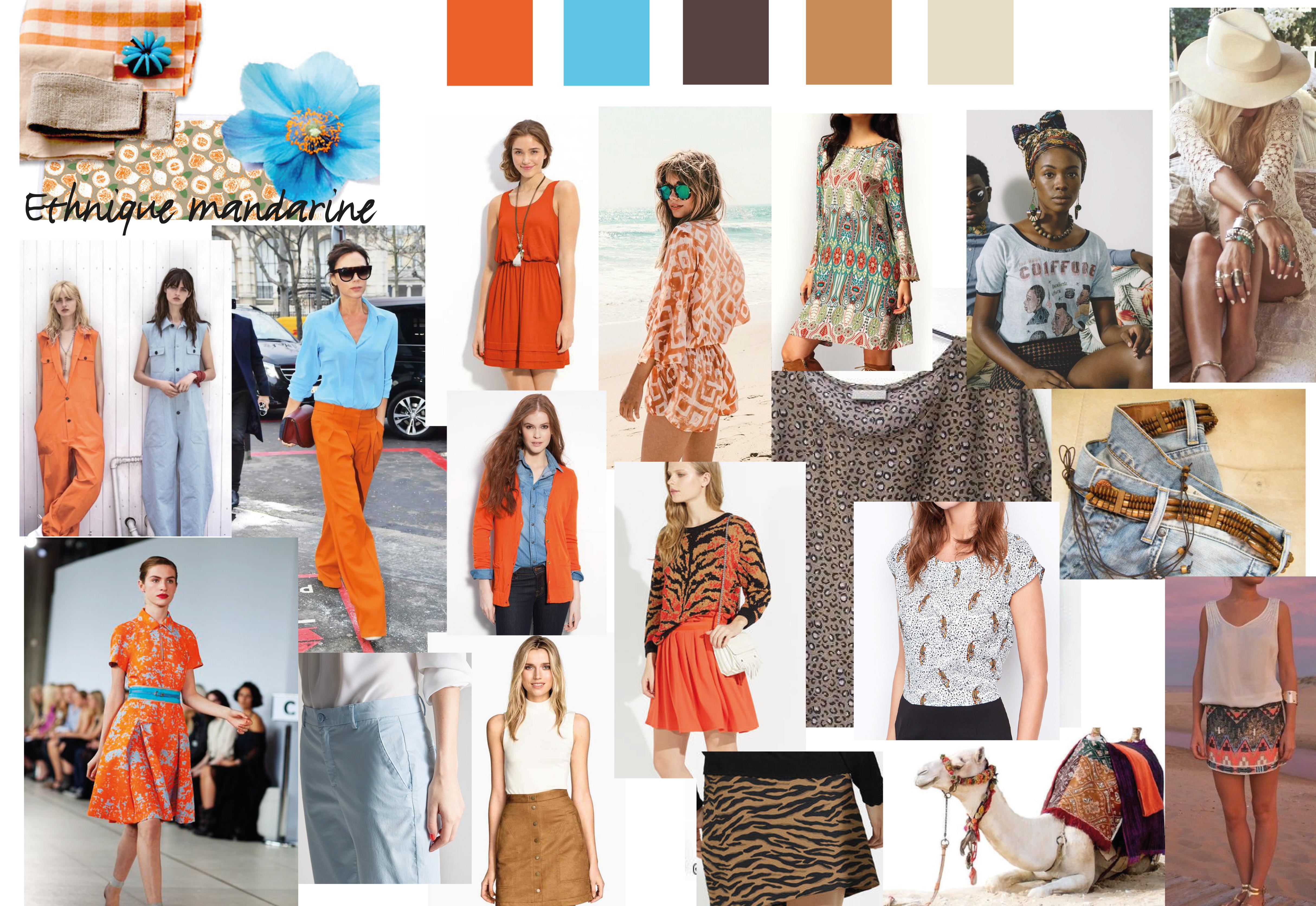 Prêt à porter/graphisme textile