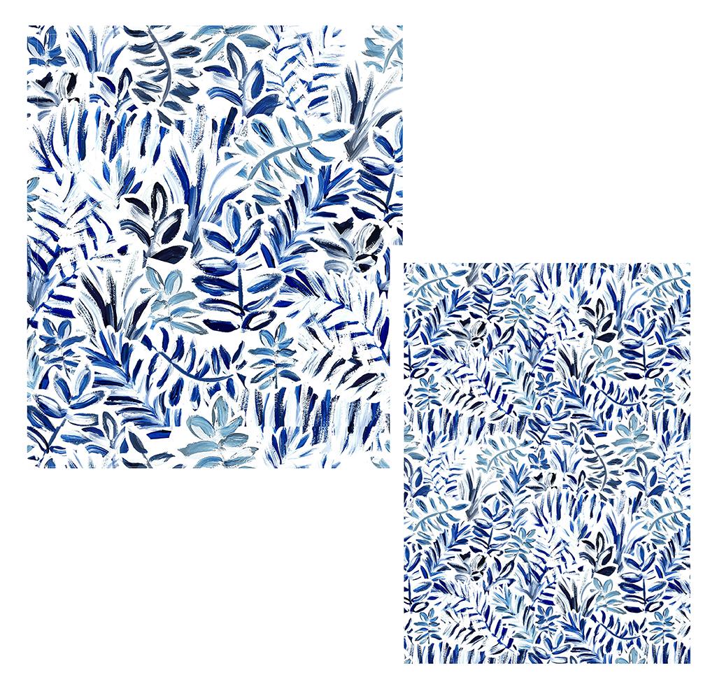 Motifs textile et inspirations