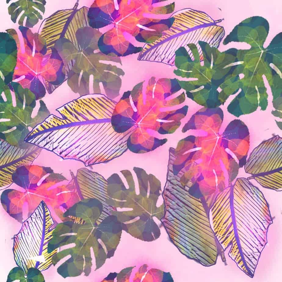 min projet de 2 e année design textile
