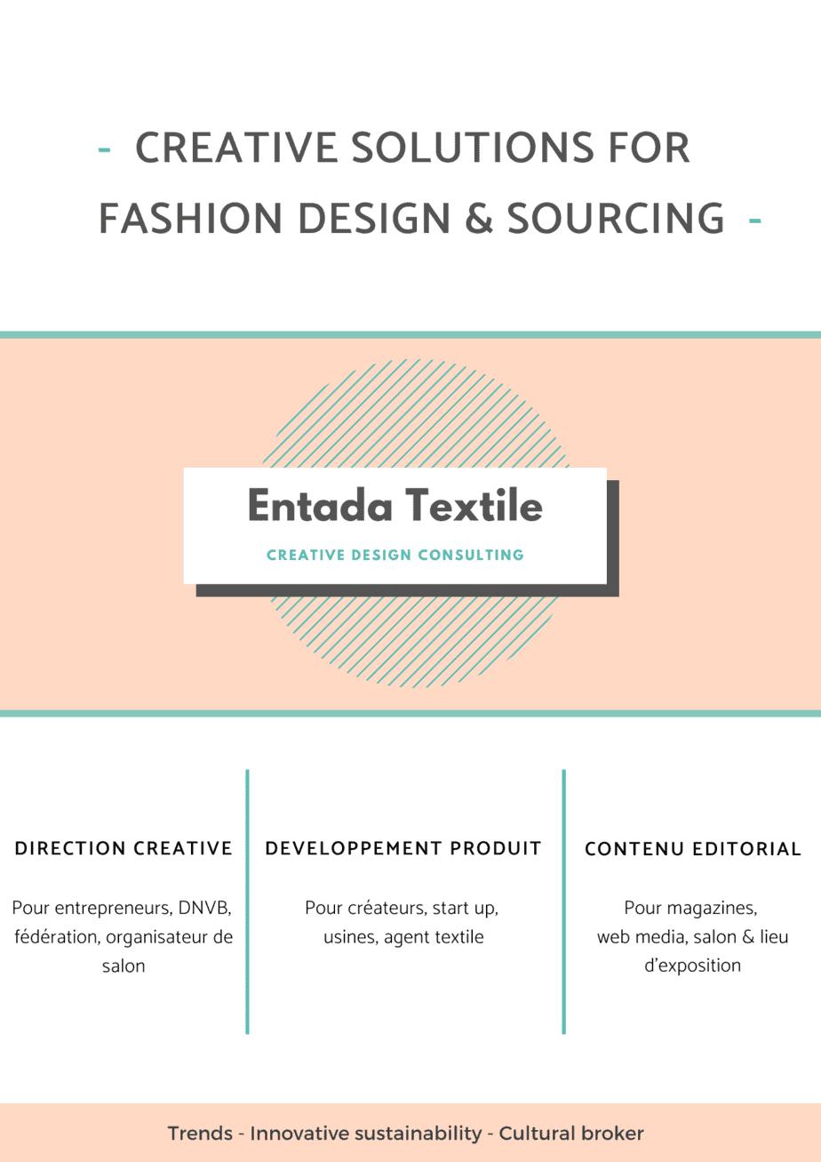 Service Entada Textile 2020